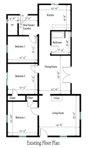 typical apartment floor plan layout decorating photo room first