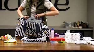 Pottery Barn Classic Diaper Bag Review Mud Pie Diaper Bags Youtube