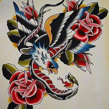 27 neo traditional tattoo designs