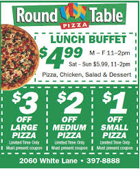 round table pizza menu coupons round table pizza printable coupons l20 for your spectacular small