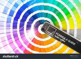 pantone 2017 colors bangkok thailand july 15 2017 color stock photo 681687712