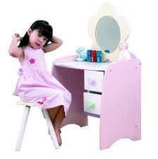 kids play vanity set daisies pastel vanity set guidecraft g81028