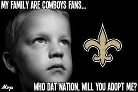 Funny Saints Memes - saints and cowboys funny facebook pictures