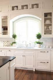Hendel Homes Dreamy Kitchen With Topiaries KITCHENS Pinterest - Kitchen sink windows
