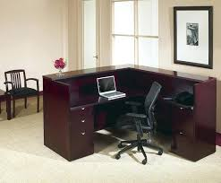 Simple L Shaped Desk Office Desk L Shaped Image Of Simple L Shaped Reception Desk