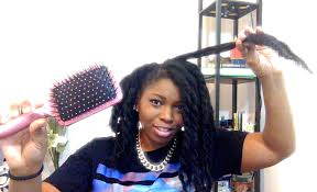 twist using marley hair havana twist on crochet braids using marley hair