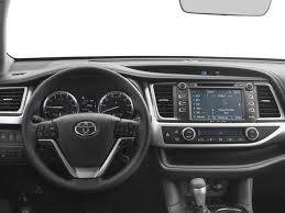Toyota Highlander Interior Dimensions New 2018 Toyota Highlander Xle V6 Fwd North Carolina 5tdkzrfh9js532054