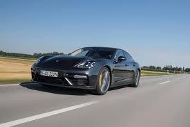 Porsche Panamera Redesign - 2017 porsche panamera turbo fastest luxury sedan in the world