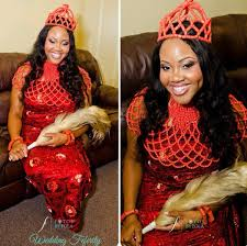 www traditional wedding igbo traditional wedding brides grooms and bridesmaids