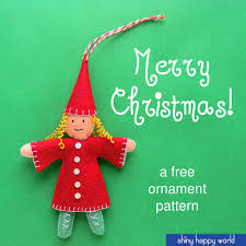 free patterns christmas ornaments home decorating interior