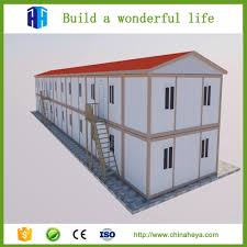 prefab camp high quality light steel pre made camp labor house china excellent
