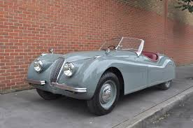 1951 jaguar xk120 roadster coys of kensington