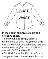 blouse size chart venus white linen lace up pocket blouse camixa