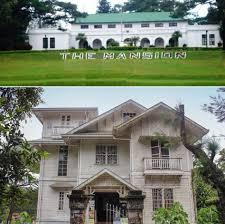 whitehouse bureau de change if elected president mar roxas promises to move baguio s mansion