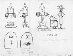 michael sporn animation u2013 splog results disney model sheets