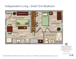 senior living floor plans newforest estates