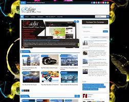 25 premium responsive blogger templates webprecis