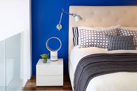 Modern Blue Bedrooms - apartments gorgeous small white luscious kitchen with small