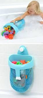 bathroom toy storage ideas toddler bath toy storage bag waterproof baby kids tub organizer bin