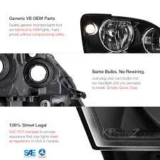 used lexus rx300 parts 1999 2003 lexus rx300 fwd awd black jdm style front headlights