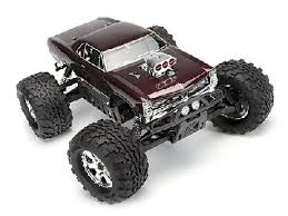 big scale racing monster truck 1 8th scale big scale racing