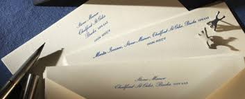 luxury personalised stationery in the uk the letter press