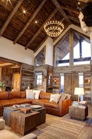 houselan mountain homelans with open floor rustic one story