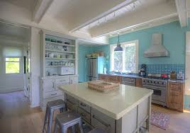 Turquoise Cozy Cottage Interior Design By Rs Custom Homes