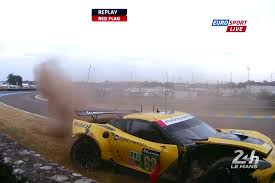 corvette racing live corvette racing withdraws no 63 c7 r from le mans after
