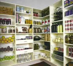 Kitchen Food Storage Ideas by Kitchen Pantry Ideas Furniture Walk In Pantry Shelving Systems