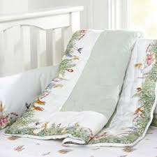 rabbit crib bedding beatrix potter nursery baby ideas beatrix potter
