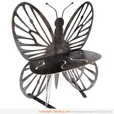 Butterfly Bench Butterfly Chair U0026 Bench Cnc Plasma Project Launch