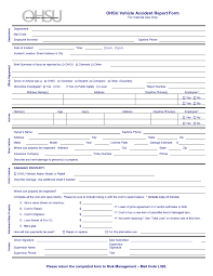 car insurance template with accident report template pdf and car insurance