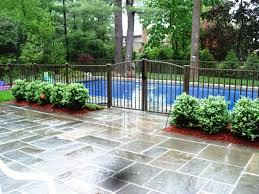 Backyard Pool Images by 25 Best Pool Gates Ideas On Pinterest Pool Deck Decorations