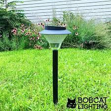 Bright Solar Landscape Lights Pack Bright Solar Path Lights 60 Lumens Led Solar