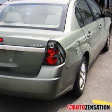 chevy malibu tail lights 04 07 chevy malibu black altezza tail lights rear brake ls