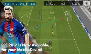 pes apk free pes 2017 pro evolution soccer unreleased apk for
