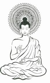 sketches for gautam buddha images sketch www sketchesxo com
