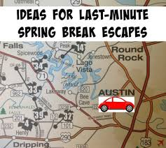 ideas for day trips and trips to take during