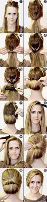 Einfache Frisuren Zum Selber Machen Locken by Schnelle Und Einfache Frisuren Für Den Alltag Selber Machen
