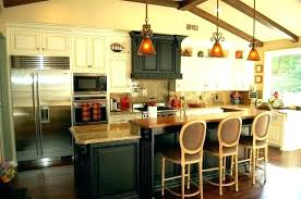 island peninsula kitchen angled kitchen island peninsula design ideas with plus picture