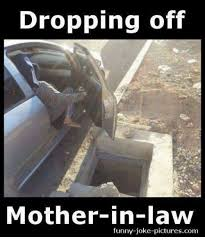 Joke Memes - dropping off mother in law funny joke picturescom funny meme on