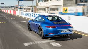 car porsche price porsche 911 carrera 4 gts 2017 review by car magazine