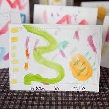 watercolor notecards watercolor notecards with the makerie moomah the magazine