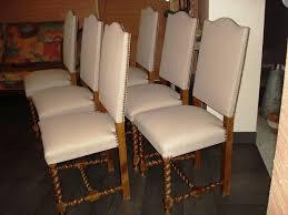 chaises louis xiii chaises louis xiii stephane poissel tapissier décorateur