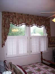 double window treatments window treatments for double windows bedroom traditional with cafe