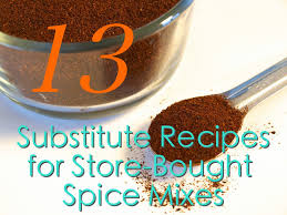 13 substitutes for mixed spices delishably