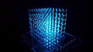 led cube light show bouncing ball youtube idolza