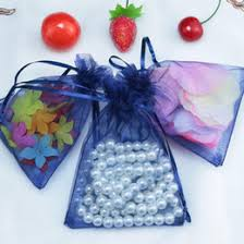 discount gift bags tulle 2017 tulle gift bags on sale at dhgate