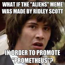 Aliens Picture Meme - aliens transmedia an all inclusive story have a beer with v